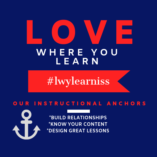 Love Where You Learn  #lwylearniss